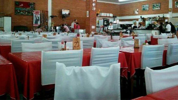 Restaurante Piccin em Piedade