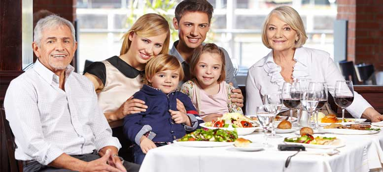 Restaurantes Dia dos Pais