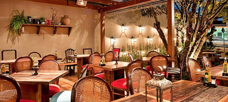 crise em restaurantes e bares