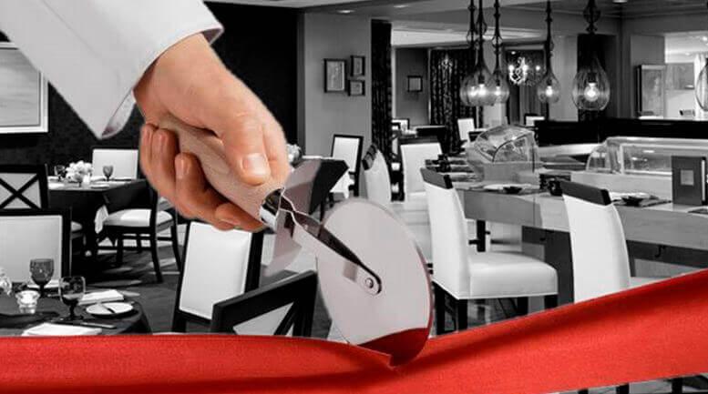 Processo de abertura de um restaurante