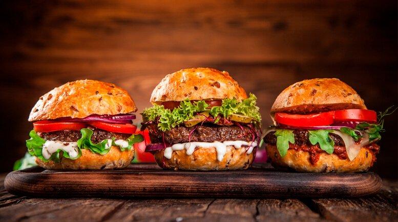 Curso de Gastronomia de Hambúrguer Artesanal