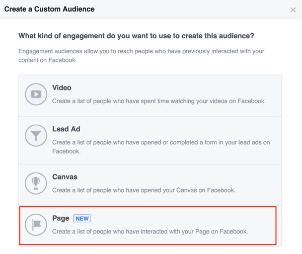 segmentação facebook ads
