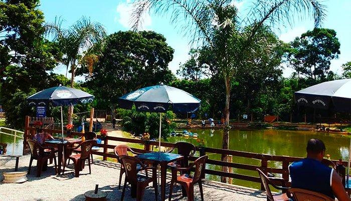 Pesqueiro Paraíso da Pesca é um espaço PetFriendly em Sorocaba