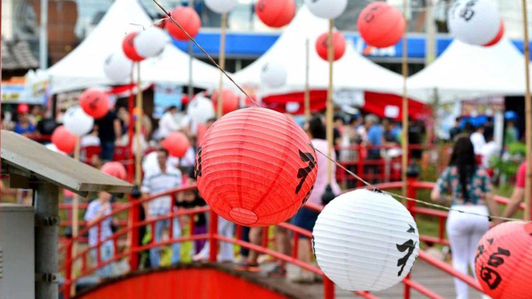 Festa Japonesa em Sorocaba